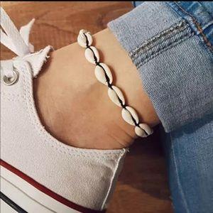 Trendy Shell Anklet